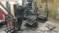 Оборудование для производства блоков БлокПресс-Наше производство-21
