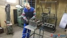 Оборудование для производства блоков БлокПресс-Наше производство-30