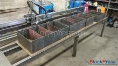 Оборудование для производства блоков БлокПресс-Наше производство-05