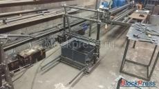 Оборудование для производства блоков БлокПресс-Наше производство-16