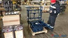 Оборудование для производства блоков БлокПресс-Наше производство-17