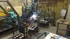 Оборудование для производства блоков БлокПресс-Наше производство-18