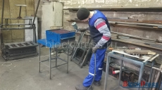 Оборудование для производства блоков БлокПресс-Наше производство-32