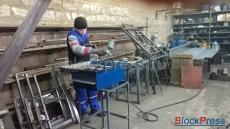 Оборудование для производства блоков БлокПресс-Наше производство-33
