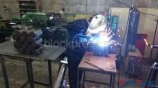 Оборудование для производства блоков БлокПресс-Наше производство-03