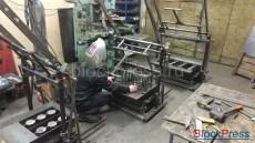 Оборудование для производства блоков БлокПресс-Наше производство-20
