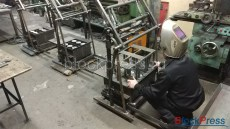 Оборудование для производства блоков БлокПресс-Наше производство-22