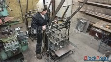 Оборудование для производства блоков БлокПресс-Наше производство-23