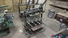 Оборудование для производства блоков БлокПресс-Наше производство-28