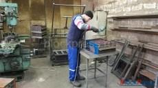 Оборудование для производства блоков БлокПресс-Наше производство-31