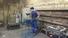 Оборудование для производства блоков БлокПресс-Наше производство-35